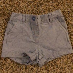 Janie and Jack denim shorts